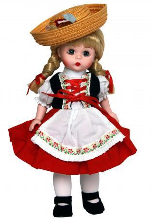 Кукла Madam Alexander Хейди 20 см 64555 платье madam t madam t ma422ewwzb30