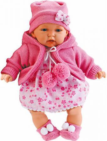 Кукла Munecas Antonio Juan Азалия в ярко-розовом 27 см говорящая 1220C кукла munecas antonio juan соня в ярко розовом 37 см плачущая 1443v