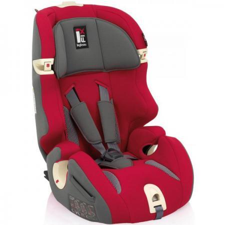 Автокресло Inglesina Prime Miglia I-Fix (red) автокресло inglesina prime miglia группа 1 2 3 i fix 8029448055580