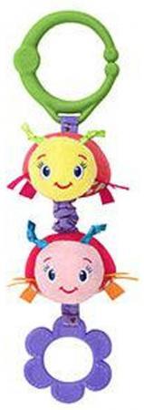 Интерактивная игрушка Bright Starts Дрожащий дружок - Божья коровка от 3 месяцев игрушка подвеска bright starts развивающая игрушка щенок