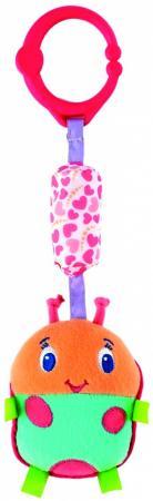 Интерактивная игрушка Bright Starts Звонкий дружок - Божья коровка от 3 месяцев звук, 8674-4/8674 新编幼儿园教育活动设计与指导 幼儿园教育活动设计与指导丛书