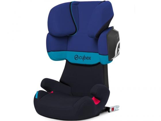 Автокресло Cybex Solution X2-Fix (blue moon) автокресло recaro monza nova is seatfix xenon blue 6148 21504 66