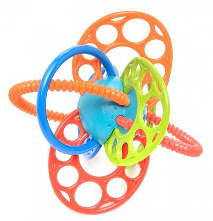 Развивающая игрушка Oball Яркие петельки 81526 81526 интерактивная игрушка activ ar game gun no ar23c 81526