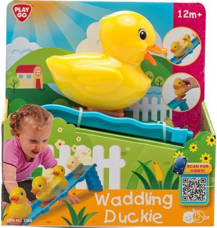 Развивающая игрушка PLAYGO Утенок 2350 playgo развивающая игрушка мое первое пианино цвет желтый