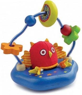 Развивающая игрушка IM TOY Кувыркающиеся бусины 12020 деревянные игрушки im toy развивающая скамейка
