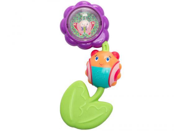 Игрушка-прорезыватель Bright Starts Божья коровка на цветочке с рождения разноцветный 9285 прорезыватель bright starts ключи для улыбки разноцветный с рождения