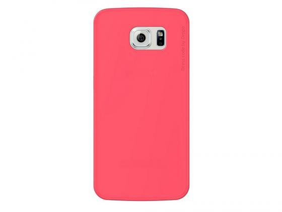 Чехол Deppa Sky Case и защитная пленка для Samsung Galaxy S6 коралловый 86039 все цены