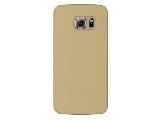 Чехол Deppa Sky Case и защитная пленка для Samsung Galaxy S6 edge золотистый 86042 чехол deppa art case и защитная пленка для samsung galaxy s6 edge танки зверобой