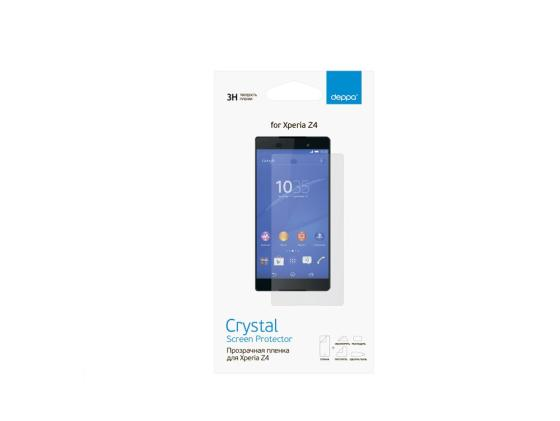 все цены на Защитная пленка Deppa для Sony Xperia Z4 Compact прозрачная 61382 онлайн