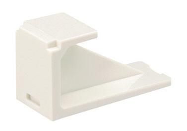 Заглушка гнезда Panduit CMBBL-X для модульных патч-панелей черный 10шт цена и фото