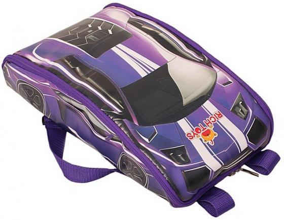Рюкзак RichToys Тачки для велосипедов и самокатов фиолетовый rt рюкзак тачки для велосипедов и самокатов