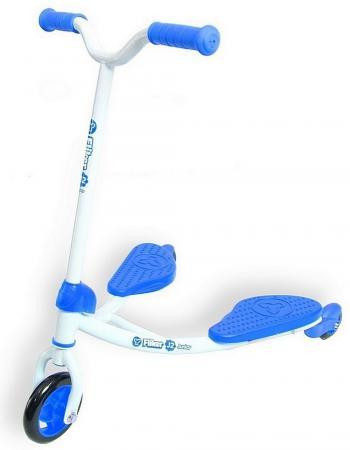 Самокат трехколёсный Y-Bike Fliker junior blue голубой самокат fenix cms056 blue