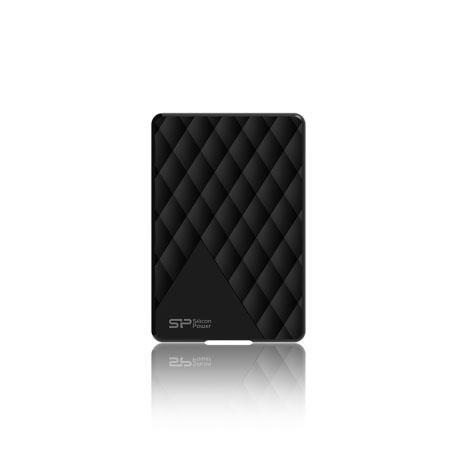 "все цены на Внешний жесткий диск 2.5"" USB3.0 1Tb Silicon Power Diamond D06 SP010TBPHDD06S3K черный онлайн"