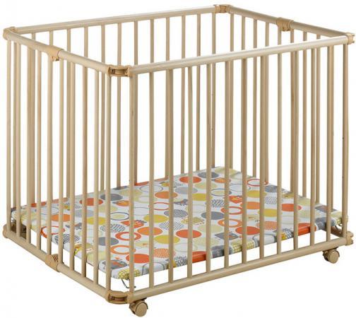 Манеж-кровать Geuther Lucilee (цвет NA 32) манежи geuther lucilee колониальный