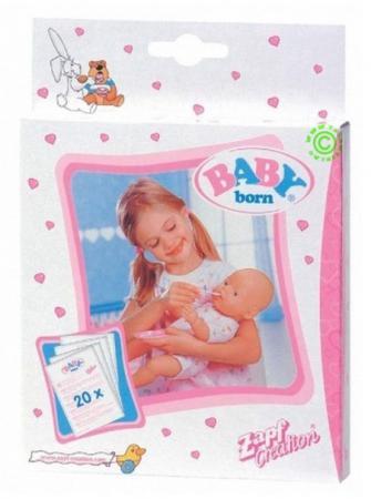 Набор для кормления пупса Zapf Creation Детское питание Baby born 77917 детское питание для куклы zapf creation