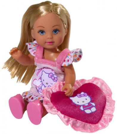 Кукла Simba Hello Kitty: пижамная вечеринка 12 см 5732787