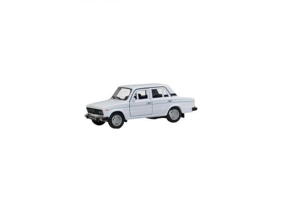 Автомобиль Welly Lada 2106 1:34-39 зеленый 42381 автомобиль welly lada 110 1 34 39 белый