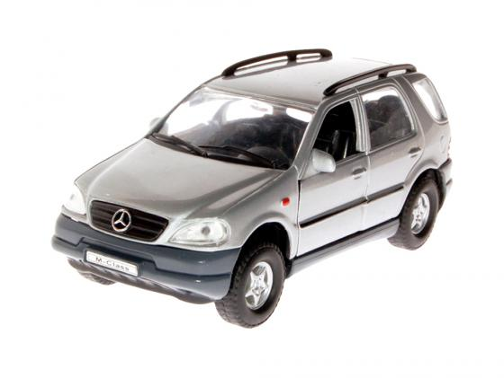 Автомобиль Welly MERCEDES BENZ M-CLASS 1:31  welly mercedes benz m class 1 31