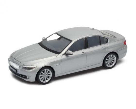Автомобиль Welly BMW 535I 1:24 автомобиль welly bmw x5 1 24 белый 24052