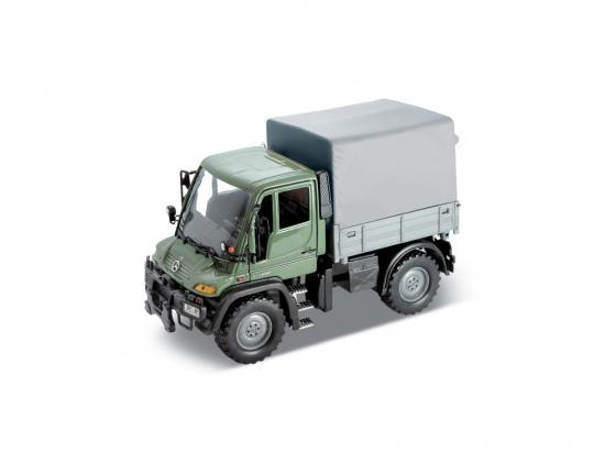 Грузовик Welly Mercedes-Benz Unimog U400 с фургоном 1:32 32380 HF-CW auto fuel filter 163 477 0201 163 477 0701 for mercedes benz