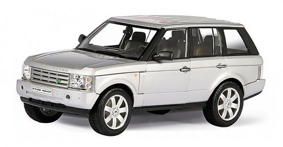 цены Автомобиль Welly LAND ROVER RANGE ROVER 1:33