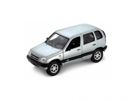 Автомобиль Welly Chevrolet Niva 1:34-39