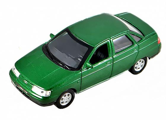 Автомобиль Welly LADA 110 1:34-39 welly lada 2108 1 34 39