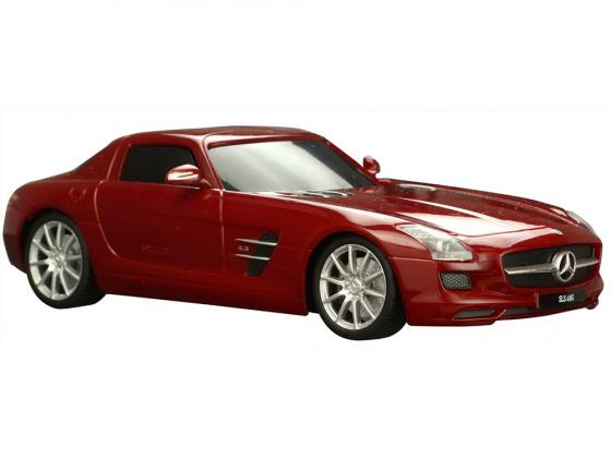 Автомобиль Welly Mercedes-Benz SLS AMG 1:34-39 цвет в ассортименте 43627W mercedes а 160 с пробегом