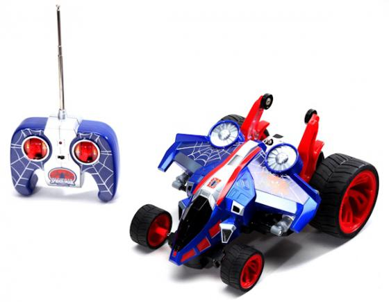 Автомобиль на радиоуправлении Технопарк Человек-паук 2 предмета 60062SB паук bradex на радиоуправлении