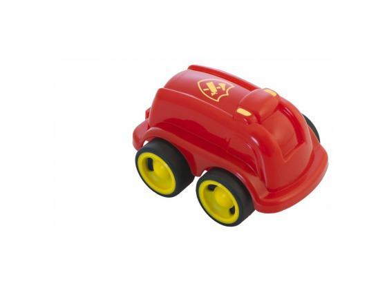 Пожарная машина Miniland 27496 1 шт 12 см красный miniland магнитная игра портреты
