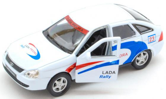 цена на Автомобиль Welly Lada Priora Rally 1:34-39