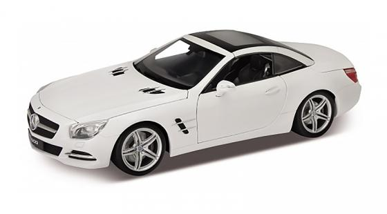 Автомобиль Welly Mercedes-Benz SL500 1:24 24041
