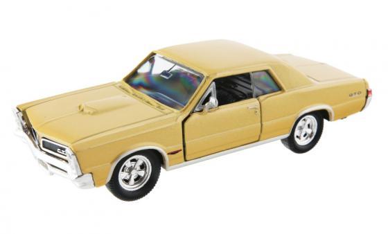 Автомобиль Welly Pontiac GTO 1965 1:34-39