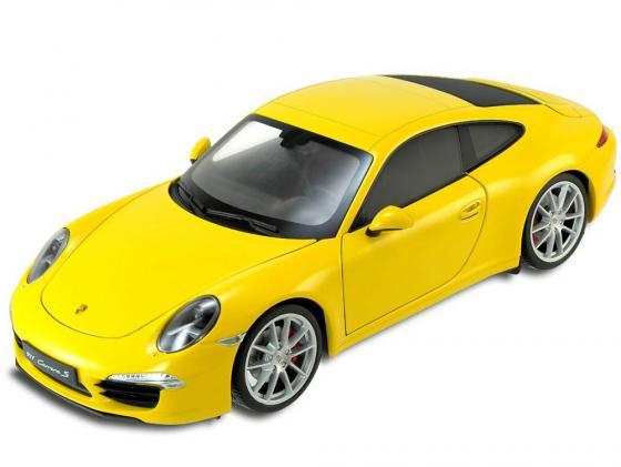 Автомобиль Welly Porsche 911 (991) 1:24 красный в ассортименте 911 7979 002