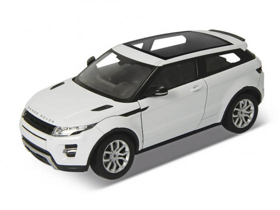 Автомобиль Welly Range Rover Evoque 1:34-39 купить range rover evoque дальний восток