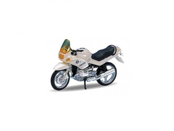 Мотоцикл Welly BMW R1100RS 1:18 машины welly модель мотоцикла 1 18 bmw r1100rs