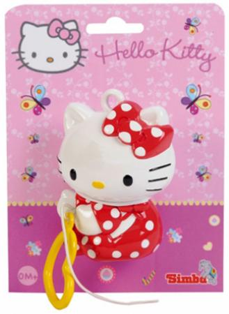 Музыкальная подвеска Simba Hello Kitty 14825 0м+