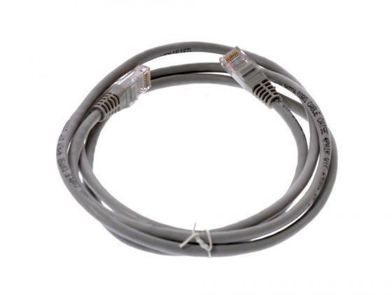 Патч-корд Molex 5E категории UTP серый 0.5м PCD-01000-0E цена