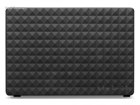 Внешний жесткий диск 3.5 USB3.0 2Tb Seagate Expansion desktop drive STEB2000200 черный
