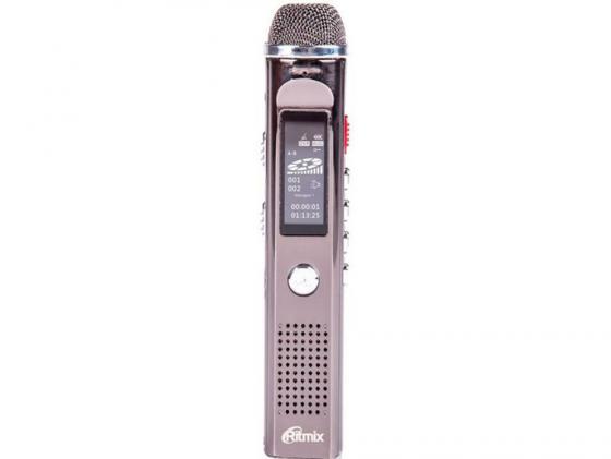 Купить со скидкой Цифровой диктофон Ritmix RR-150 4Gb стандарт