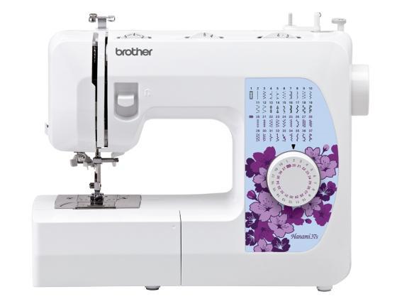 Швейная машина Brother Hanami37s белый швейная машина brother nv150 белый