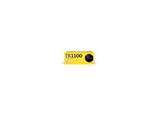 Картридж T2 TC-K1100 для Kyocera FS-1110/1024MFP/1124MFP черный 2100стр картридж cactus cs tk1100 для kyocera mita fs 1110 1024mfp 1124mfp черный