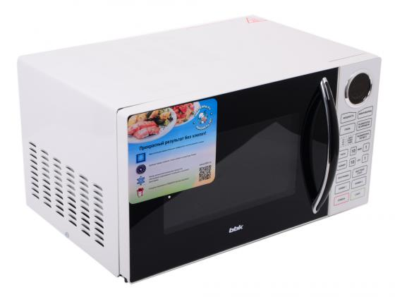 Микроволновая печь BBK 23MWG-930S/BW 23л 900Вт черно-белый цена и фото