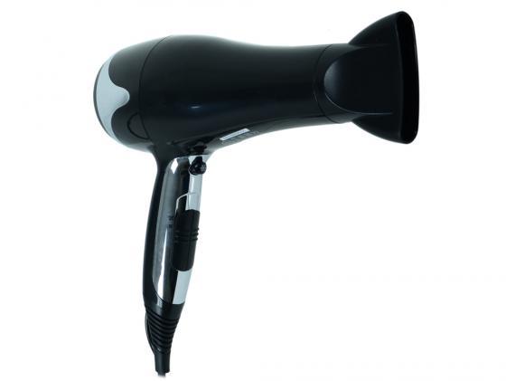 Фен BBK BHD3223i 2200Вт черный фен bbk bhd3223i черный металлик bhd3223i черный металлик