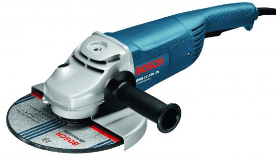 Углошлифовальная машина Bosch GWS 22-230 JH 230 мм 2200 Вт gws 24 230 jh