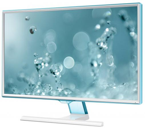"лучшая цена Монитор 27"" Samsung S27E391H белый PLS 1920x1080 300 cd/m^2 4 ms HDMI VGA"