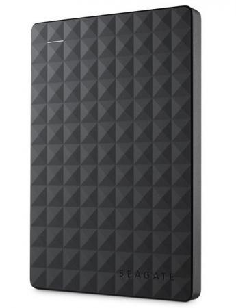 Внешний жесткий диск 2.5 USB3.0 1 Tb Seagate Expansion STEA1000400 черный