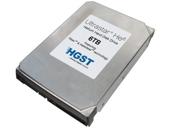 "все цены на Жесткий диск 3.5"" 6Tb 7200rpm HGST Ultrastar 7K6000 SAS HUS726060AL5214 0F22811 онлайн"