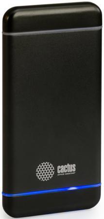 Фото - Портативное зарядное устройство Cactus CS-PBMS028-5000SG 5000мАч серый зарядное