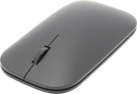 Мышь беспроводная Microsoft Designer чёрный Bluetooth 7N5-00004 цена и фото
